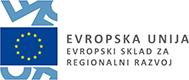 Logo Evropski sklad za regionalni razvoj